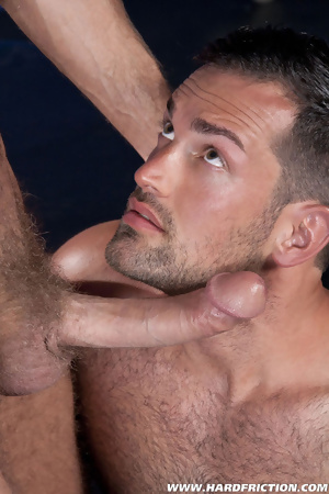 Rich Kelly and Andrew Justice Hard Friction